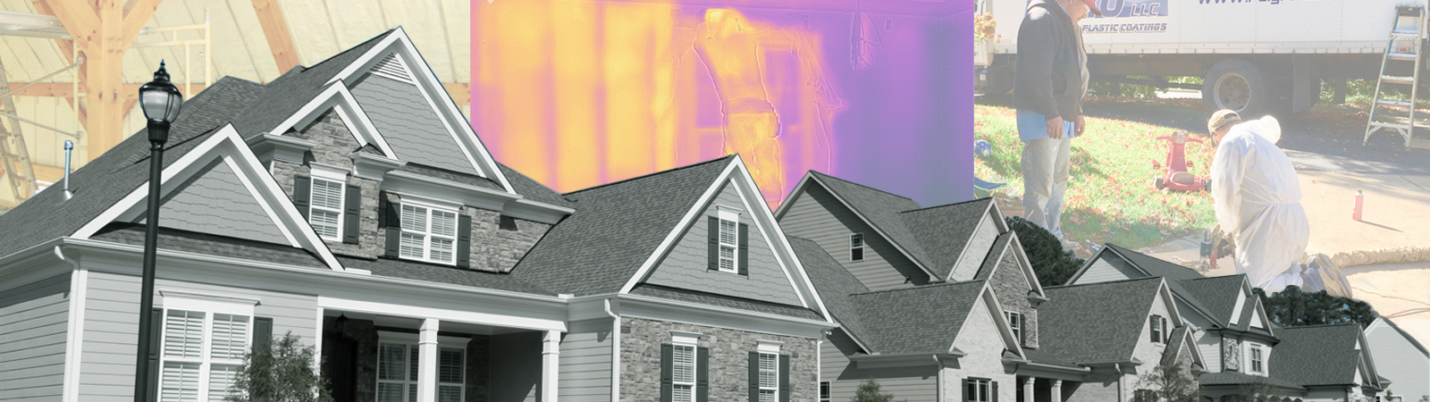 Virginia Spray Foam Insulation Contractor and VA Concrete
